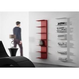 Biblioteczka Libra 2 czerwona outlet