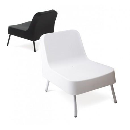 Fotel BOB biały