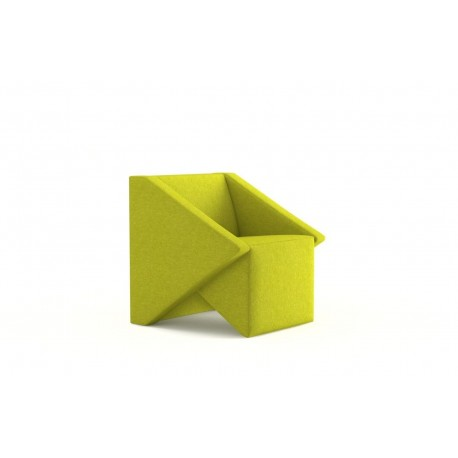 Fotel Linara zielony jasny