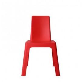 Krzesło dziecięce Julieta czerwone