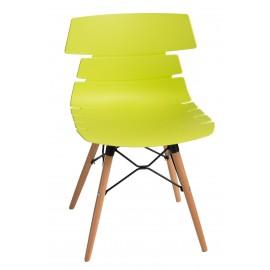 Krzesło Techno DSW zielone