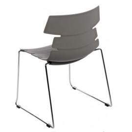 Krzesło Techno SL szare