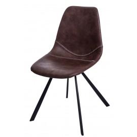 Krzesło Vincent M brązowe j. 1323
