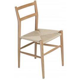 Krzesło Wiggy natural