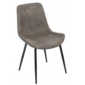 Krzesło Yoko brązowe 1024