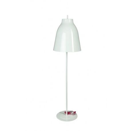 Lampa podłogowa Bell biała