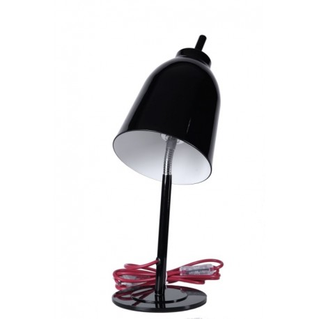 Lampa stołowa Bell czarna