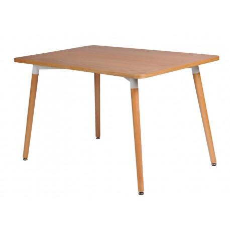 Stół Copine blat natural 160x80 cm