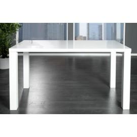 Stół Lucente 140x80 biały outlet