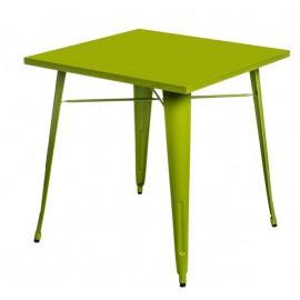 Stół Paris zielony jasny