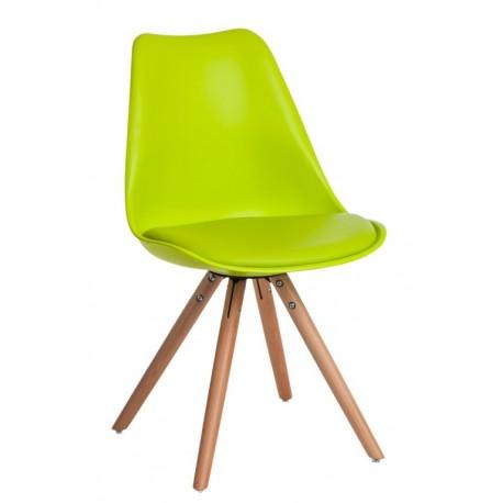 Krzesło Norden Star PP zielony 1616