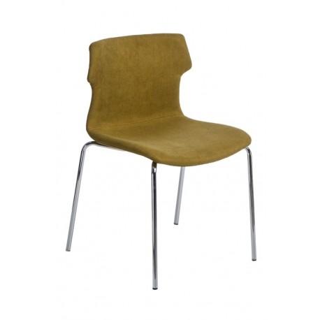Krzesło Techno 4 Tap zielone 1816