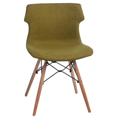 Krzesło Techno DSW Tap zielone 1816