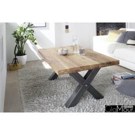 Stylowy stolik kawowy ANDRO 58870EIW