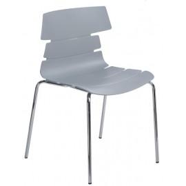 Krzesło Techno 4 PP szare