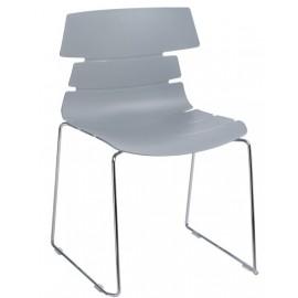 Krzesło Techno SL PP szare