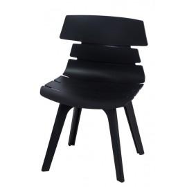 Krzesło Techno STD PP czarne