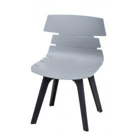 Krzesło Techno STD PP szare