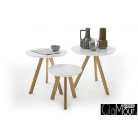 Stoliki kawowe SINIO 3 sztuki