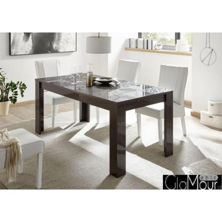 Stół rozkładany MIRO antracyt 342383AL