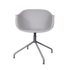 Krzesło Roundy Light Grey