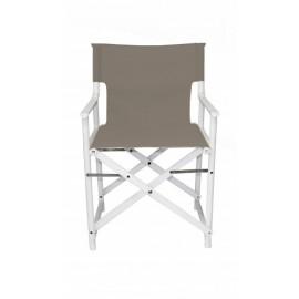 Krzesło rozkładane Boss Wenge