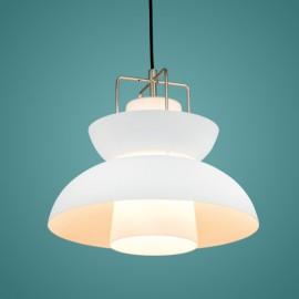 Lampa wisząca Scandinavian biała