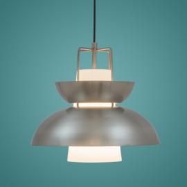 Lampa wisząca Scandinavian niklowana