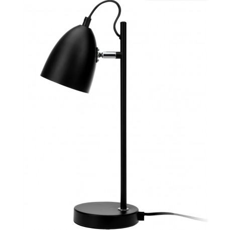 Lampa stołowa Lights czarna