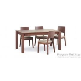 Monaco stół rozkładany 80x80-3