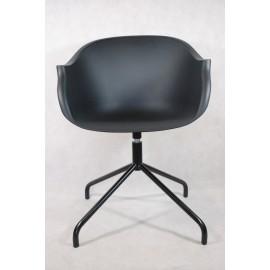 Krzesło Roundy Black Outlet