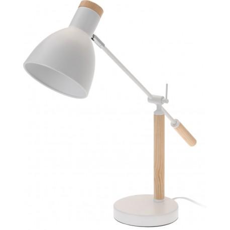 Lampa stołowa Scand biała