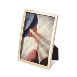 Ramka na zdjęcia Senza 13x18 Brass matow a