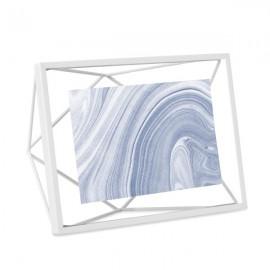 Ramka Prisma 10x15 Biała