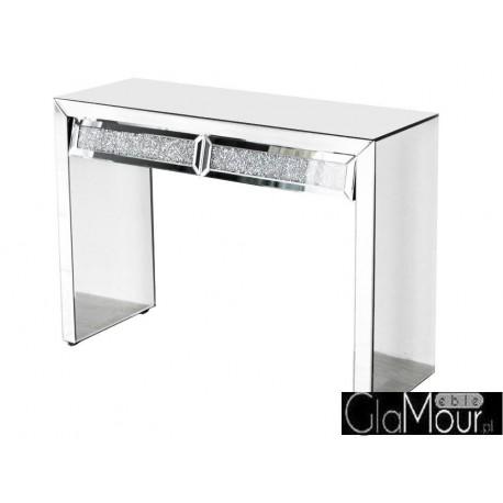 Toaletka lustrzana 110x40x80cm 17JS003