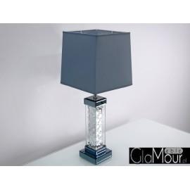 Lampa stołowa 13x13x46cm 15JS0009