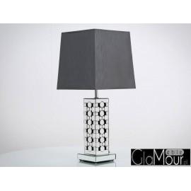 Lampa stołowa 16x16x37cm TMZ183