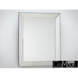 Lustro lustrzana rama 80x100cm LW-5295