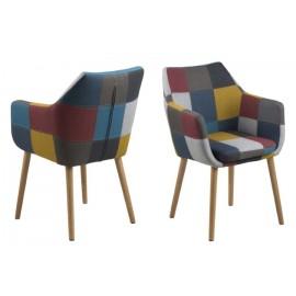 Krzesło Nora Patchwork