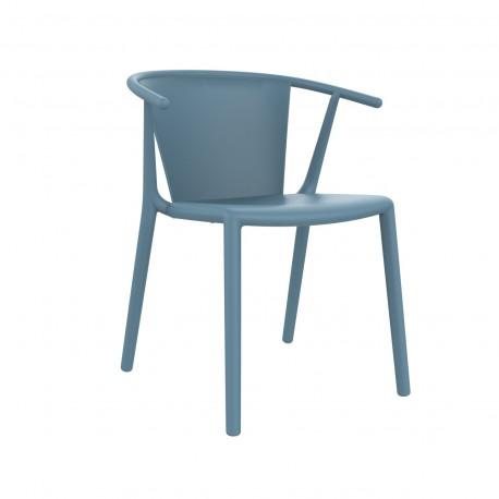 Krzesło Steely Niebieskie