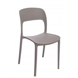 Krzesło Flexi szare
