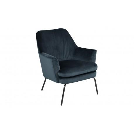 Fotel Chisa VIC Navy blue