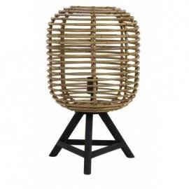 Lampa stołowa Tabana ratanowa/naturalna