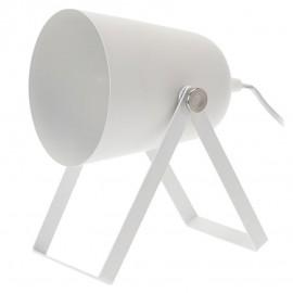 Lampka biurkowa Intesi TaylorS biała mat