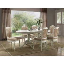 Stół w stylu angielskim Anjelica Bianco