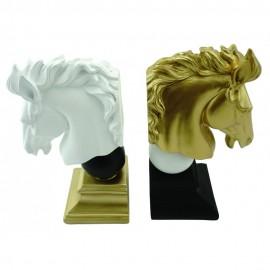 TWO HORSES FIGURKI