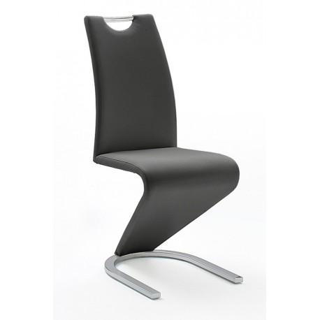 AMADO Krzesło czarne