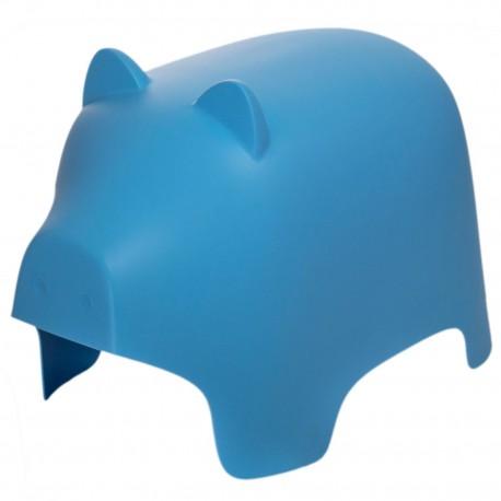 Siedzisko dziecięce Piggy jasne niebiesk ie