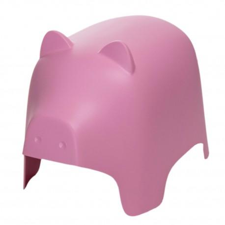 Siedzisko dziecięce Piggy różowe