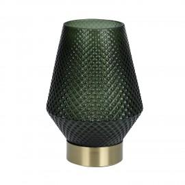 Lampka LED Loves Intesi zielona